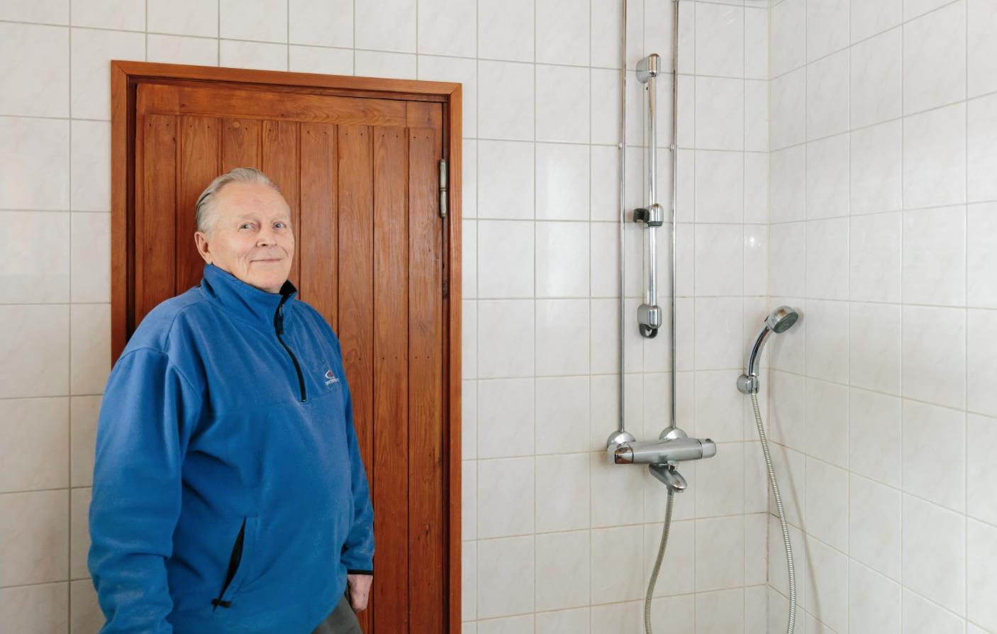 Suihkola, Suomen Vesitekniikka Kokemuksia