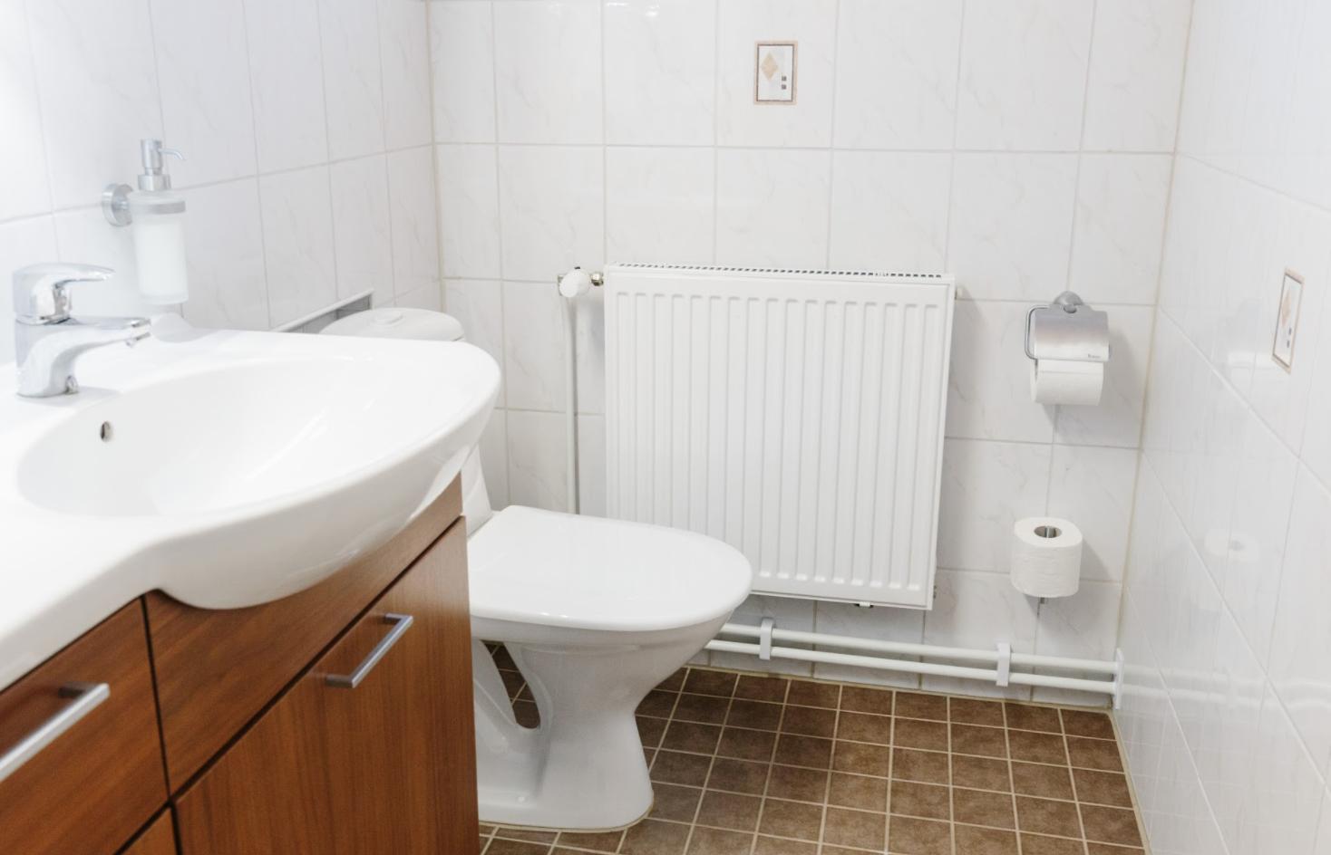 WC-tilat, Suomen Vesitekniikka Kokemuksia Yli-Kyyny